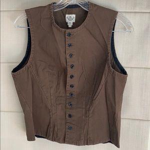Double RL vest size L